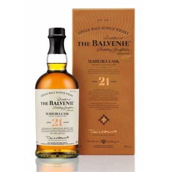 Balvenie 21 Years Madeira Cask