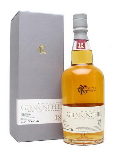 Glenkinchie 12 Years 700 ml