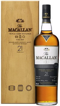 Macallan 21 Years 700 ml