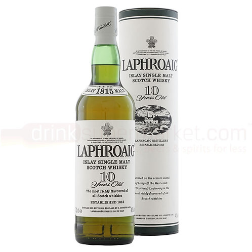 Laphroaig 10 Years 700 ml