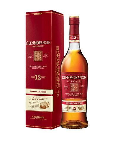 Glenmorangie the Lasanta 12 years