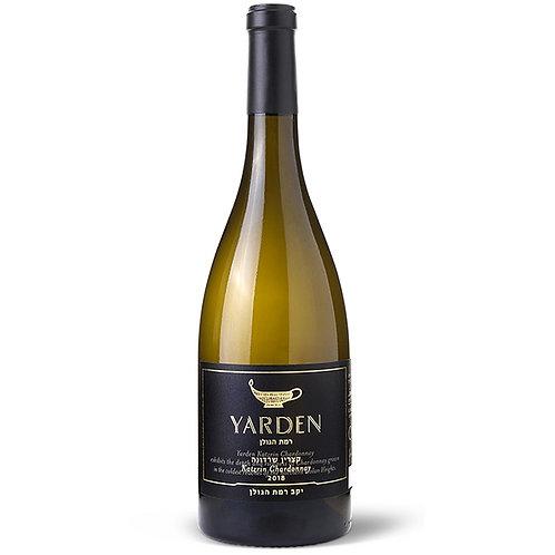 Yarden Katzrin Chardonnay 2018 750ml