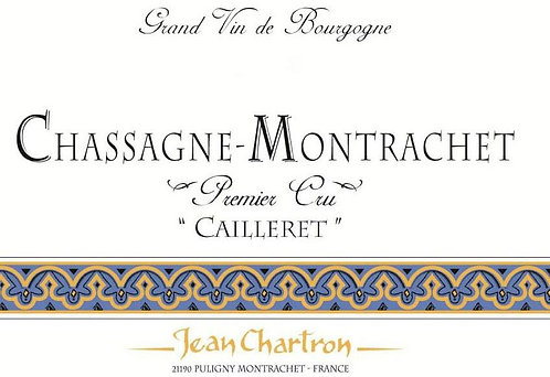 Chassagne Montrachet 1er Cru 2014