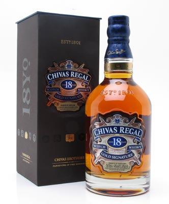 Chivas Regal 18 Years 0.75