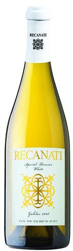 Recanati Special Reserve White 2015 750 ml