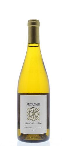 Recanati Special Reserve White 2015