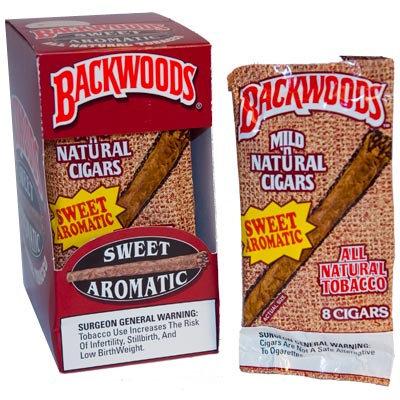 Backwoods 40 Cigars