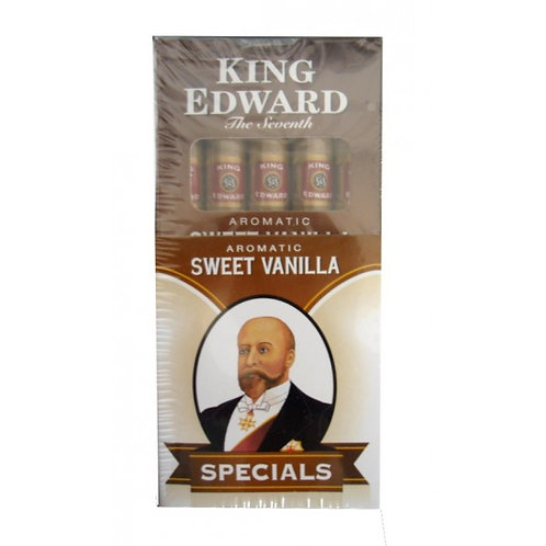 King Edward Sweet Vanilla 50 Cigars
