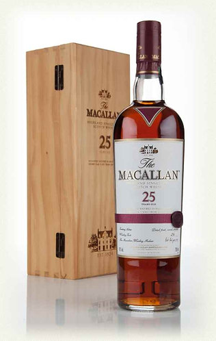 Macallan 25 Sherry Oak 700 ml