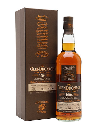 Glendronach 26 Years 700 ml