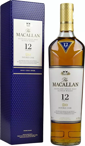Macallan 12 Years Double Cask 700 ml