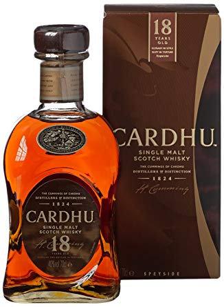 Cardhu 18 Years 700 ml