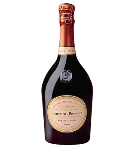 Lauren Perrier Brut Rose Kosher