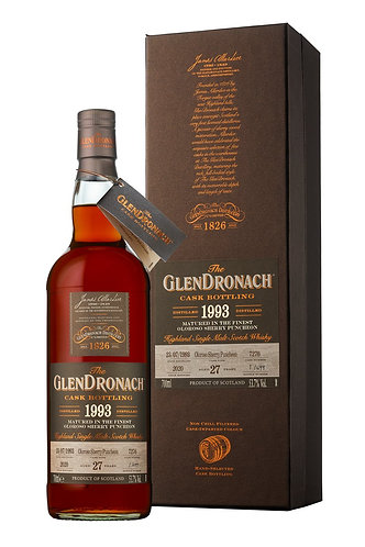 Glendronach 27 Years 700 ml