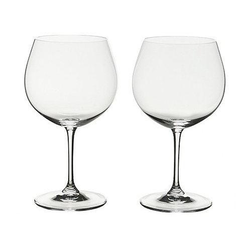 Riedel Vinum Chardonnay glasses (2)