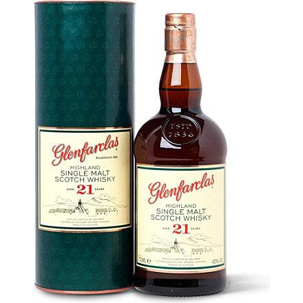Glenfarclas 21 700 ml