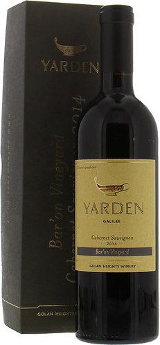 Yarden El Rom Cabernet Sauvignon 2016 750 ml