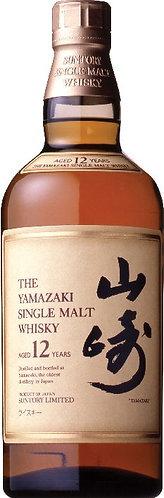 Yamazaki Whiskey 12