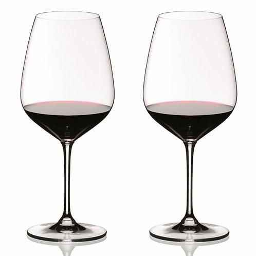Riedel Vinum Extreme Cabernet wine glasses (2)
