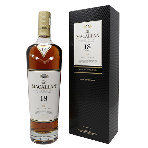 Macallan 18 Serry Oak 700 ml