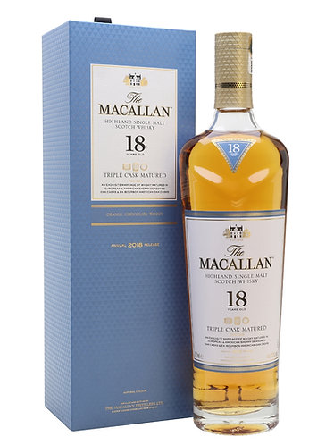 Macallan 18 Years Triple Cask 700 ml