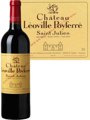 Chateau Leoville Poyferre Saint Julien 2002 Kosher
