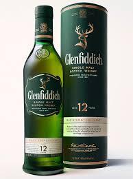 Glenfiddich 12 Years 700 ml