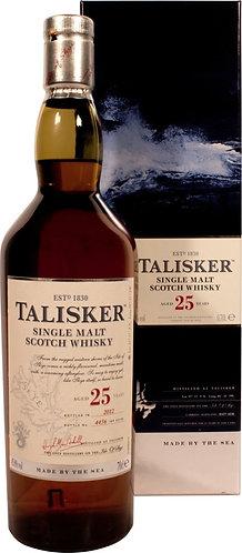 Talisker 25 years 700 ml