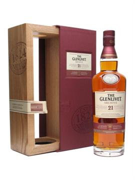 Glenlivet 21 Years 700 ml