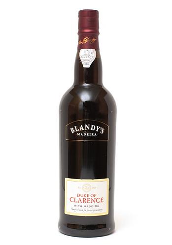 Madeira duke of clarenece