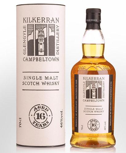 Kilkerran 16  Years  0.7L