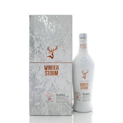 Glenfiddich 21 Winter Storm 700 ml