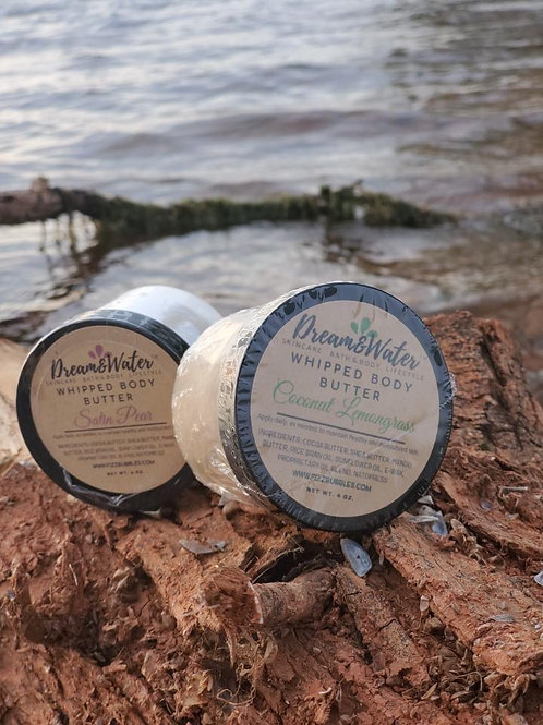 Whipped Body Butter Our #1 Seller