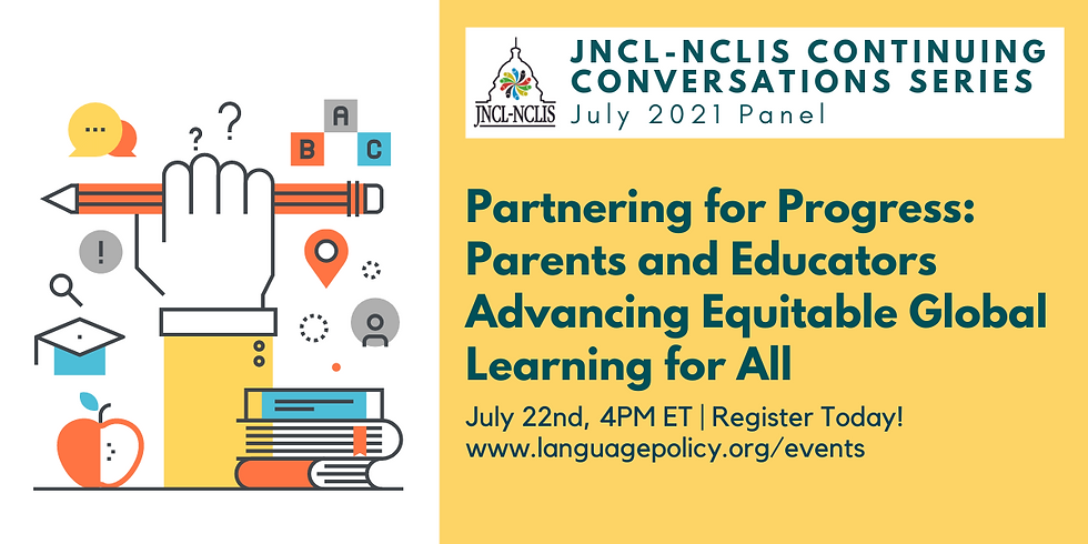 Partnering for Progress: Parents and Educators Advancing Equitable Global Learning for All