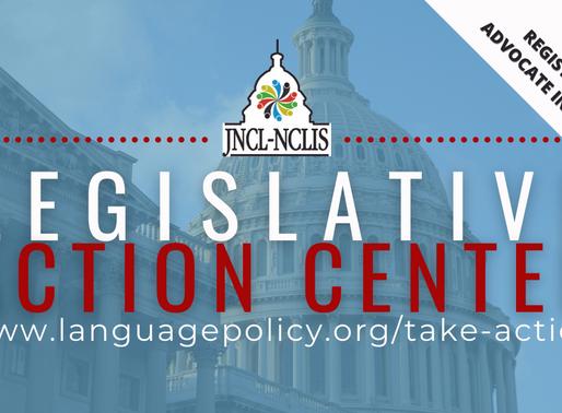 Premier Language Advocacy Organization Launches Legislative Action Center