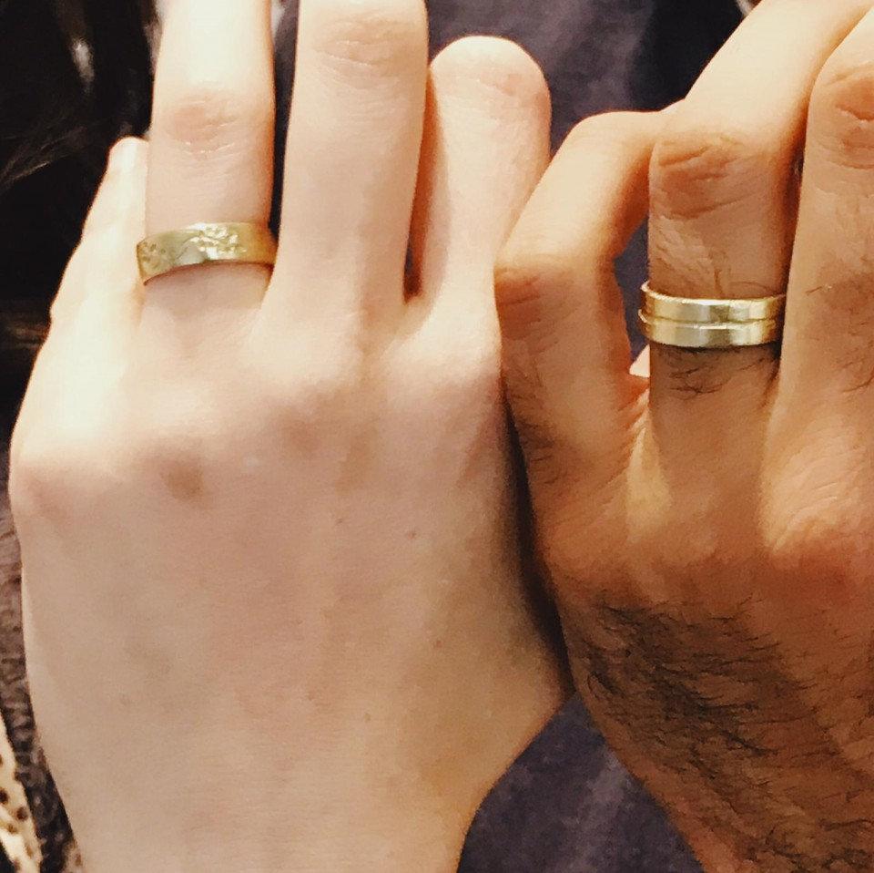 סדנה זוגית להכנת טבעות נישואין