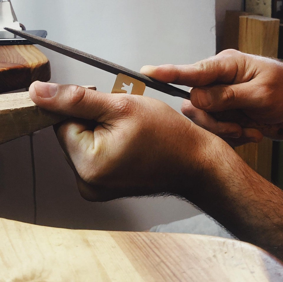 סדנה להכנת תכשיט (פריסטייל)