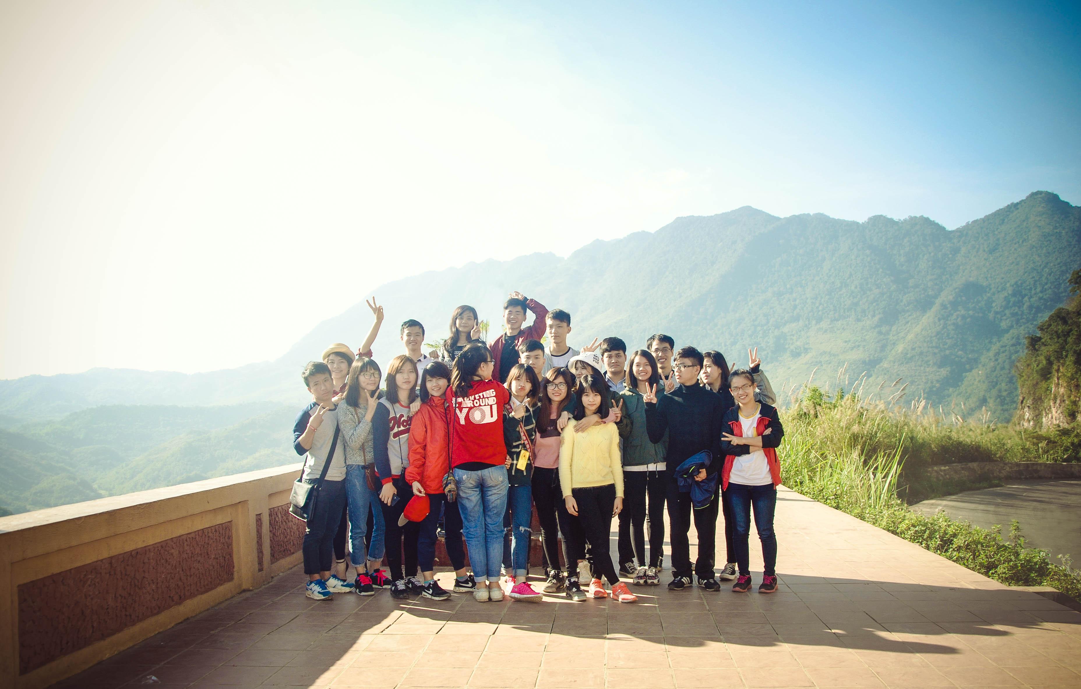 Du lịch CLB 2016
