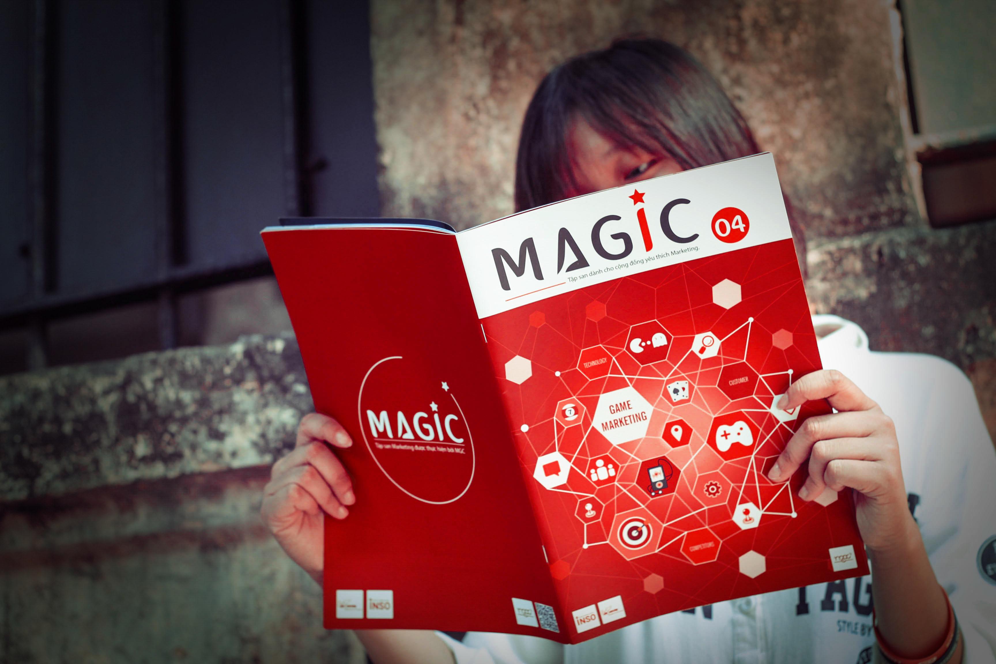 MAGIC - Tập san Marketing của MGC
