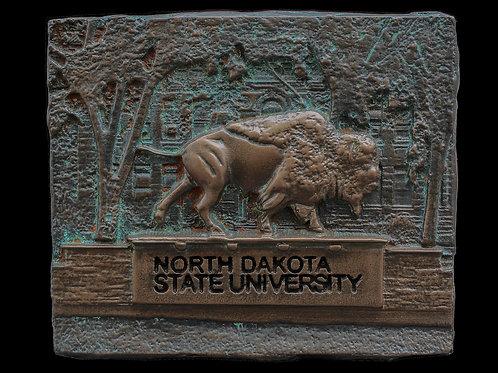 """""""NDSU Bison Statue"""""""
