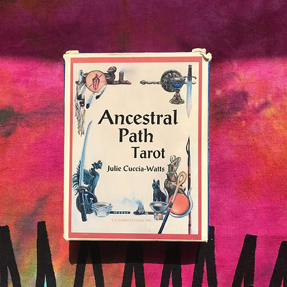 Ancestral Path Tarot - Deck + Book