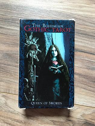Bohemian Gothic Tarot OOP 1st Edition
