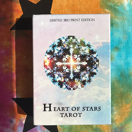 Heart of Stars Tarot: Limited 3rd Edition