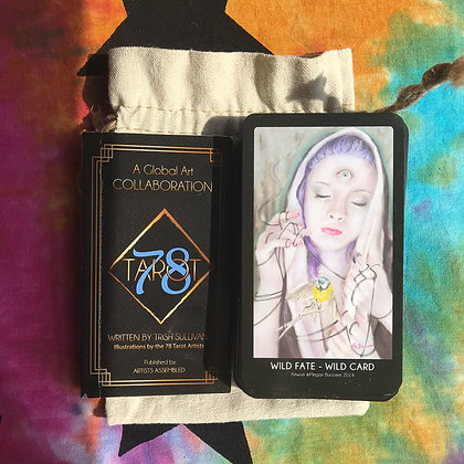 78-Tarot. Deck & book in box. OOP/1st Edition