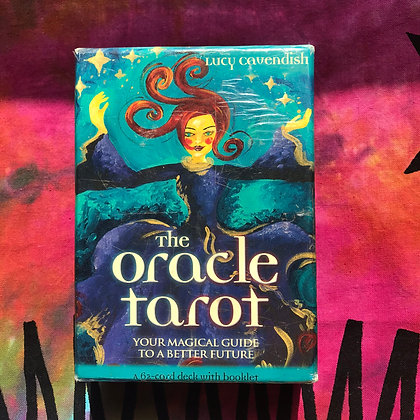 The Oracle Tarot Deck
