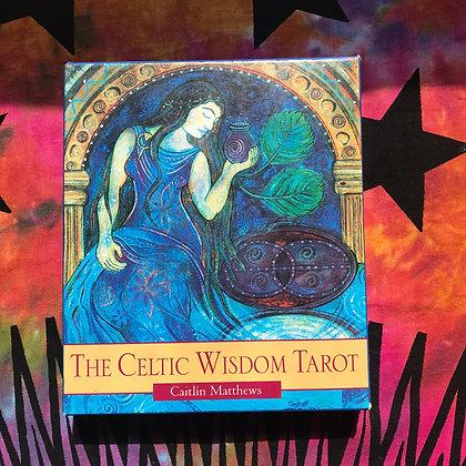 Celtic Wisdom Tarot - Boxed Set