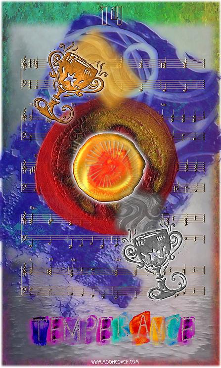 14 Temperance by MoonCoach Silvia Pancar