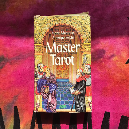 Master Tarot Deck - NEW