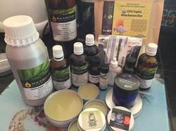 Aromatherapy & Herbalism