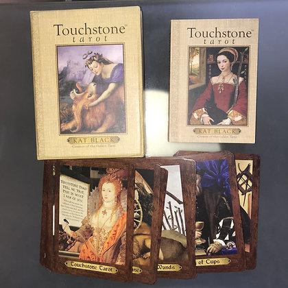 Touchstone Tarot set (First Edition/Kunati Publication)